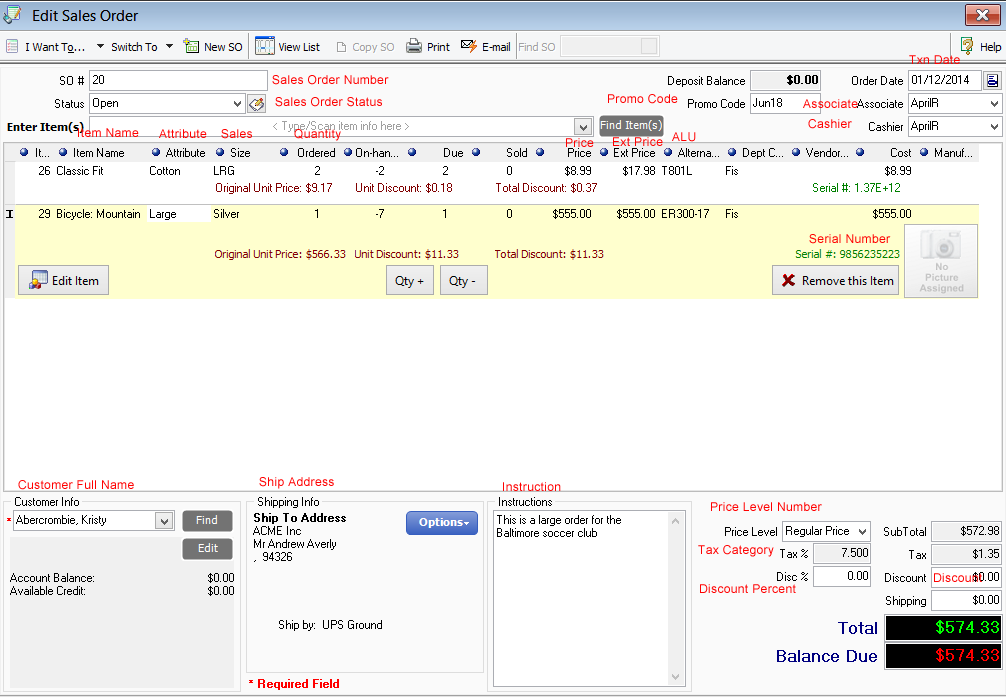Import sales orders into QuickBooks POS - Zed Systems