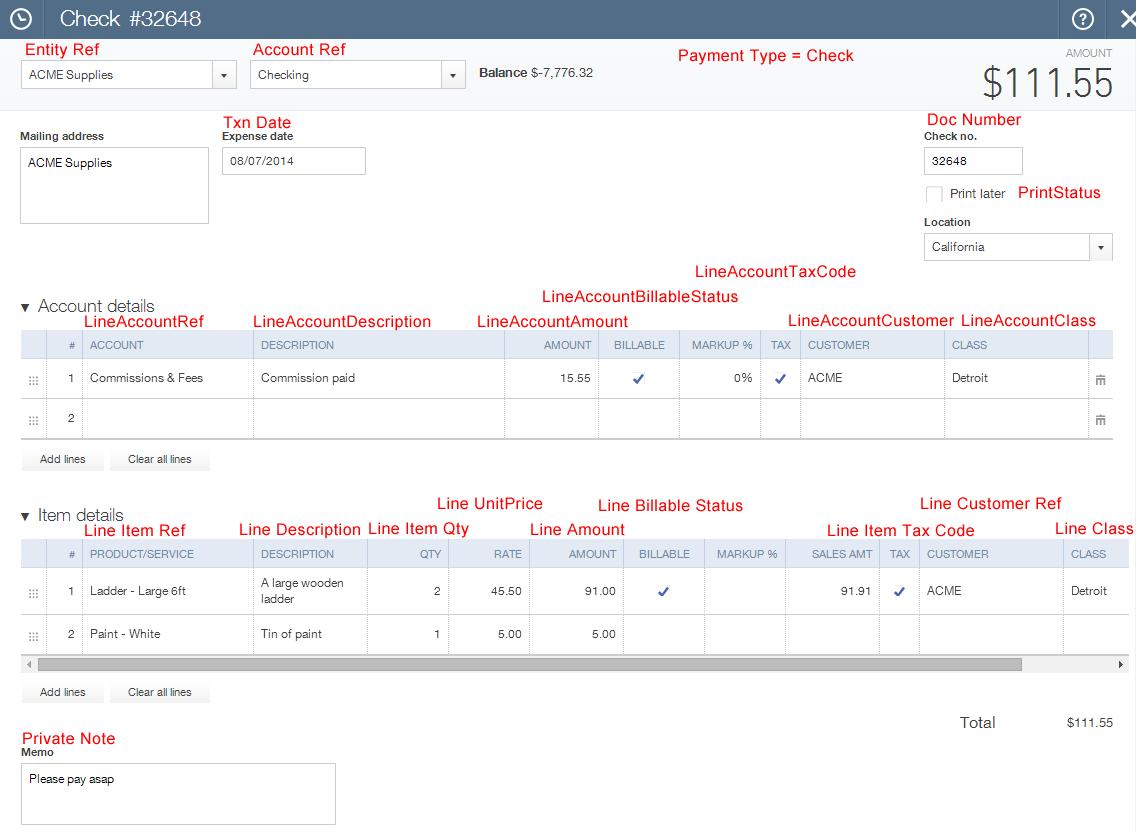 Import Checks Into QuickBooks Online Zed Systems - Import iif file into quickbooks