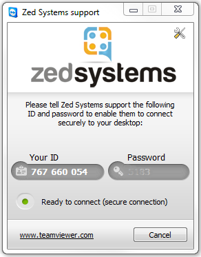 Zed Remote Support